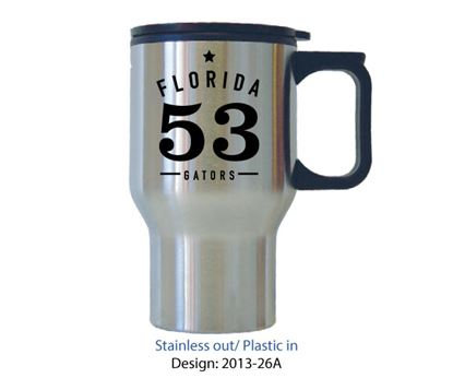 Picture of 3166-SP | 15 oz. Stainless Travel Mug