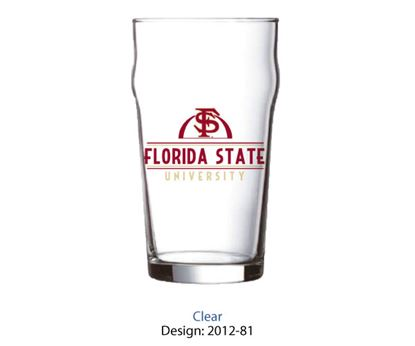 Picture of 5803 | 16 oz. Nonic Lager Glass