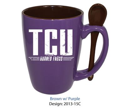 Picture of 32860 | 16 oz. Reading Mug w/ Spoon