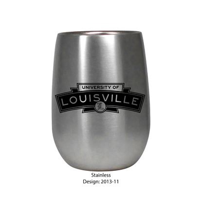 Picture of SSWT-V | 9 oz. Stainless Steel Vacuum Insulated Stemless Wine Tumbler
