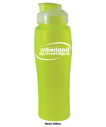Picture of 59047 | 23 oz. Neon Sports Bottle
