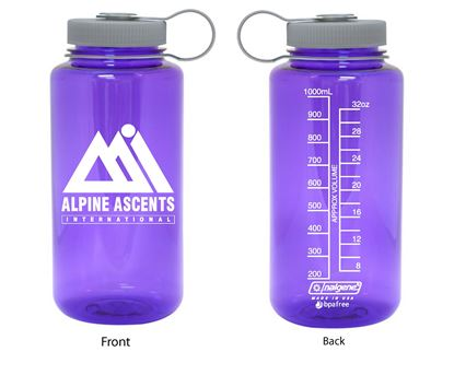 Picture of 501 | 32 oz. Tritan Wide Mouth Nalgene Bottle.