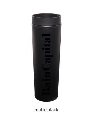 Picture of 677A | 16 oz. Black Matte Monterey