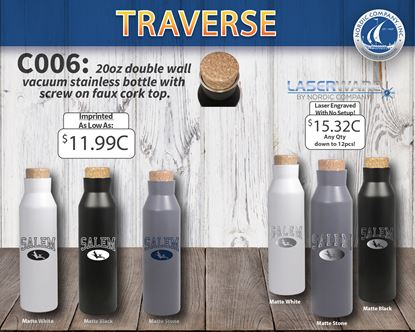 Picture of New Traverse Bottle!