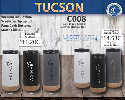 Picture of Tucson Tumbler!