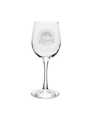 Picture of DE05 | 12oz Deep Etched Wine Glass
