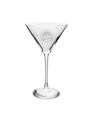 Picture of DE06 | Deep Etch 10oz Martini Glass
