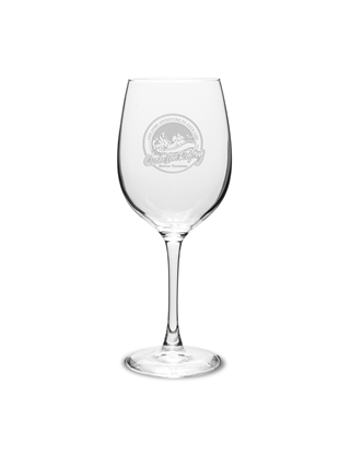 Picture of DE07 | Deep Etched 16oz Wine Glass