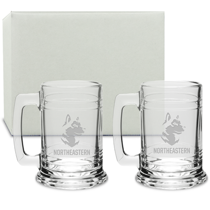 Picture of DE03S2 | Set of 2 / 15oz Colonial Tankard Glass